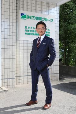 みどり経営グループ_代表税理士_天野卓男